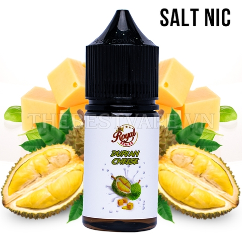 Royal - SN Durian Cheese 30 ml 35 mg
