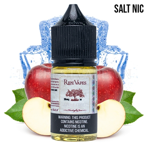 Ripe Vapes - APPLE FREEZ ( Táo Lạnh ) - Salt Nicotine