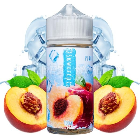 Skwezed - FB Peach Ice 100ml