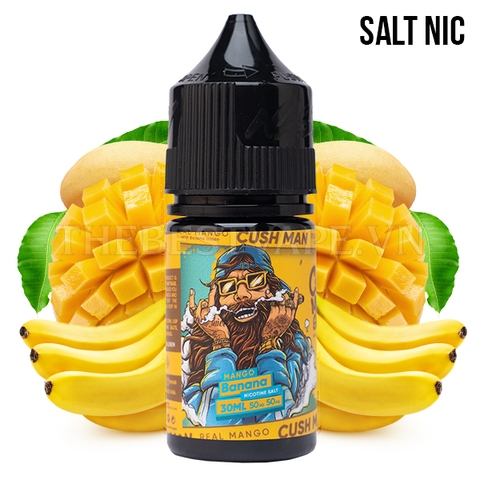 Nasty Juice Cush Man - SN Mango Banana 35mg 30 ml