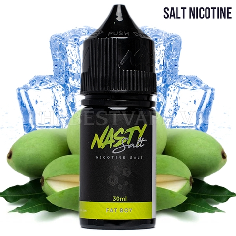 Nasty - SN Fat Boy 30ml