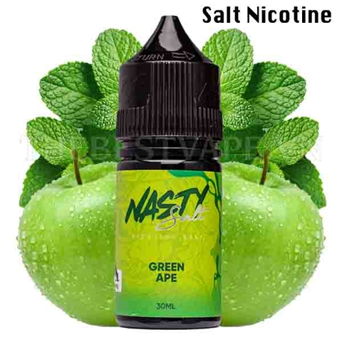 Nasty - SN Geen Apple Ice 30ml