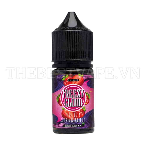 Freezy Cloud - SN Strawberry 30ml 30mg
