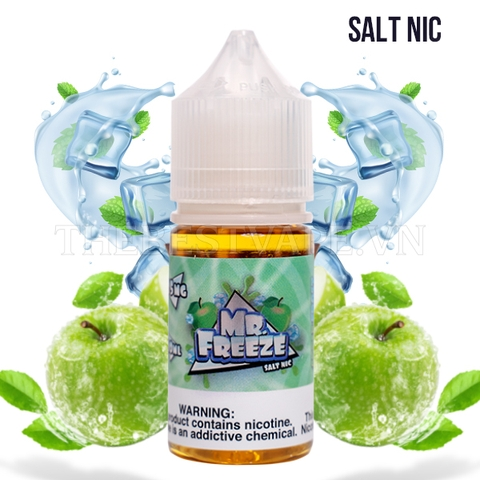 Apple Frost 30ml - Mr Freeze Eliquids