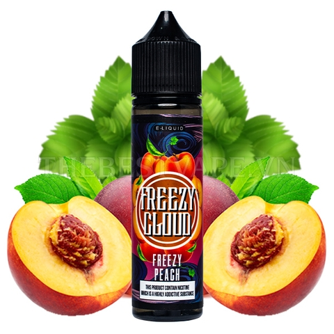 Freezy Cloud - FB Peach 60ml