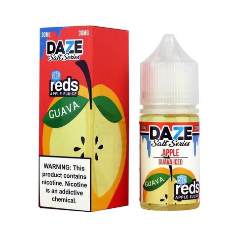 RedsApple - SN Guava Iced 30ml