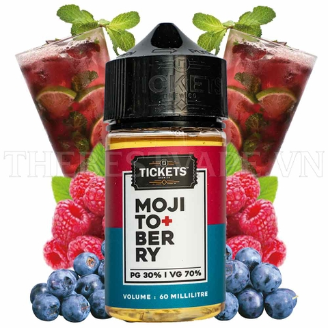 Tickets - FB Mojito Berry 60ml