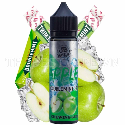 Apple Doublemint Ice - UB Brew 60ml