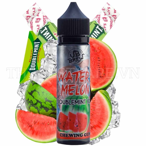Watermelon Doublemint - UB Brew 60ml