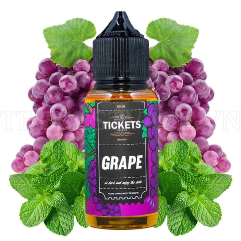 Tickets - FB Grape 70ml