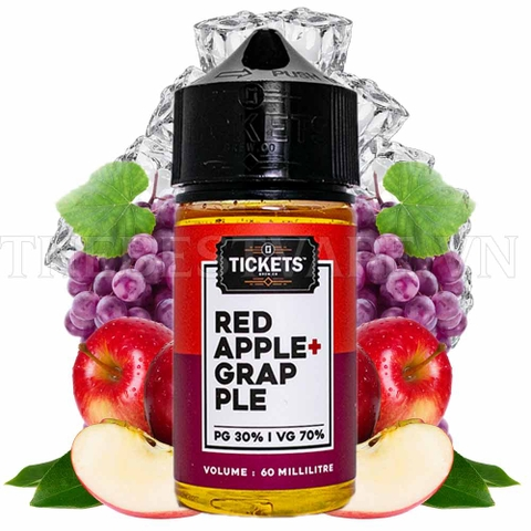 Tickets - FB Red Apple Grape 60ml