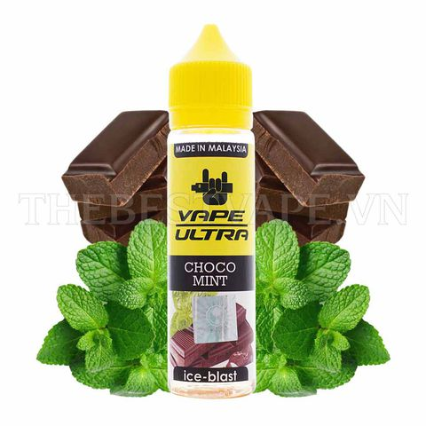 Chocomint Vape Ultra 60ml