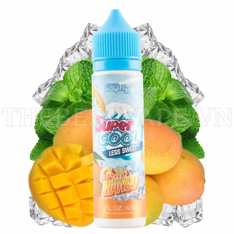 SUPPER COOL MANGO by CloudOFunky 60ml