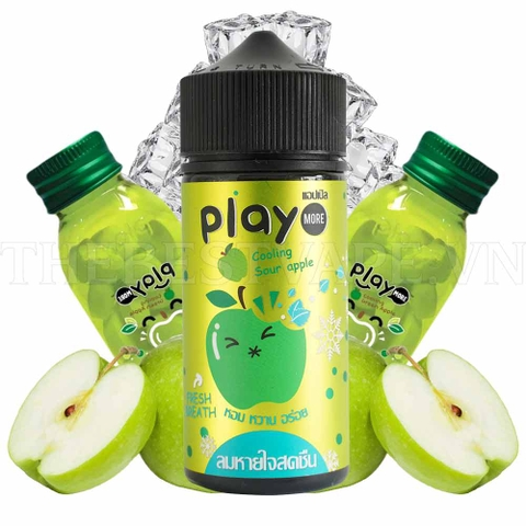 Play - FB Apple 100ml
