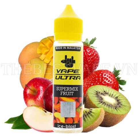 Supermix Fruit Vape Ultra 60ml