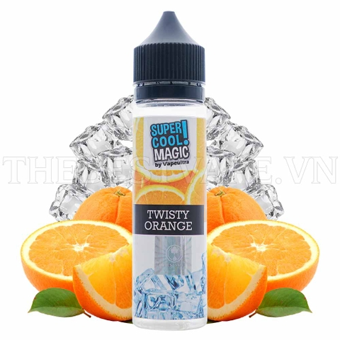 Twisty Orange VapeUltra 60ml