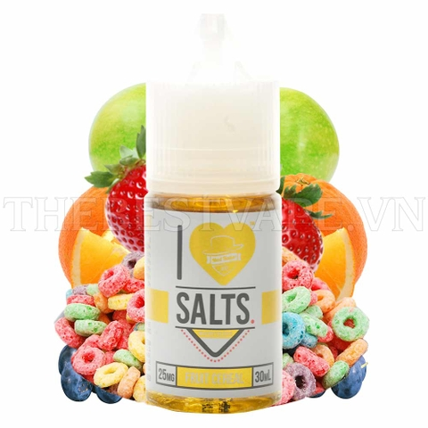 Fruit Cereal Salts