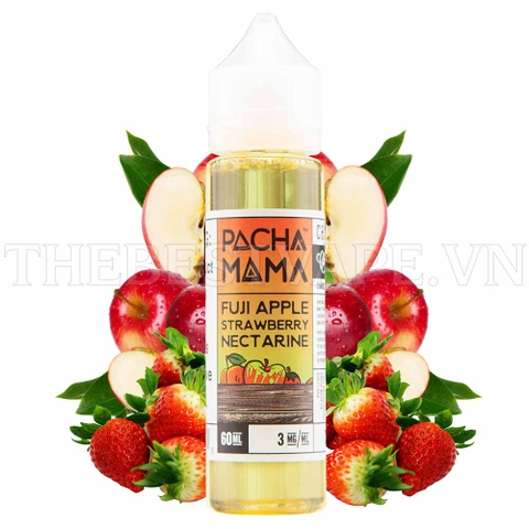 PACHAMAMA FUJI APPLE by CHARLIE'S 60ml