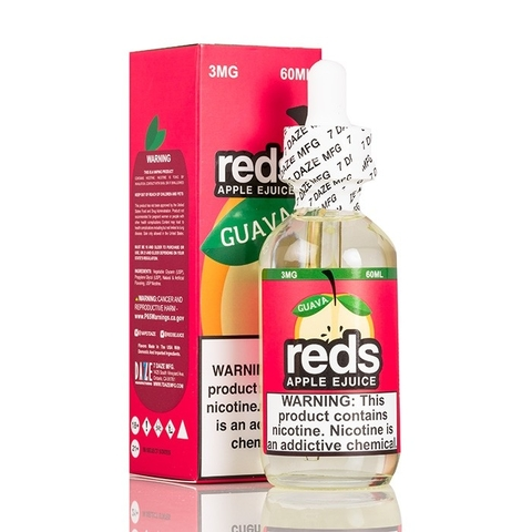 RedsApple - FB Guava 60ml
