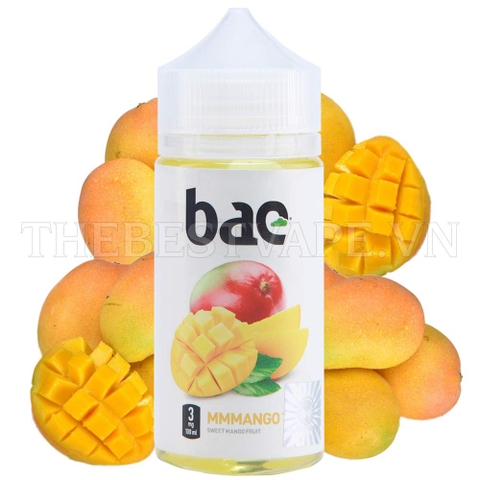 Mango Ejuice 100ml - VapeBae.Juice