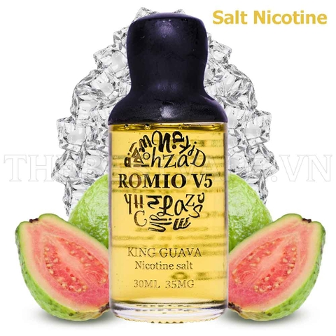 Romio - SN King Guava 30ml