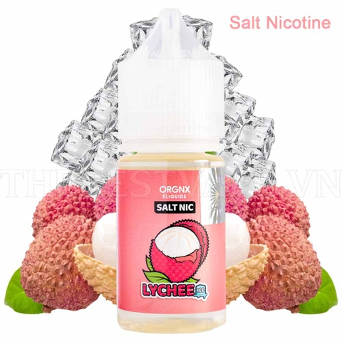 Orgnx - SN Lychee 30ml