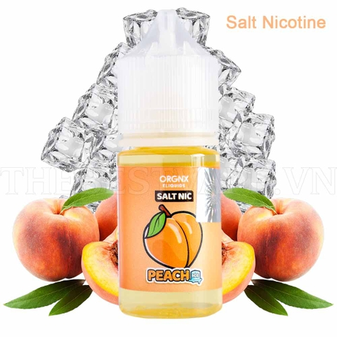 Orgnx - SN Peach 30ml