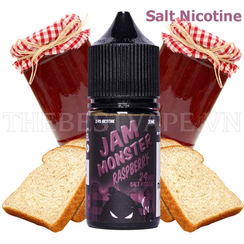 JamMonster - SN Raspberry 30ml
