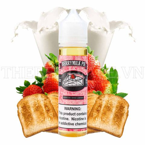 Berry Milk Pie 60ml