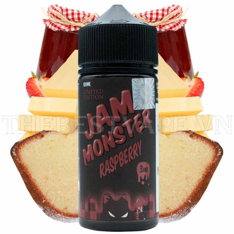 Jam Monster - FB Raspberry 100ml