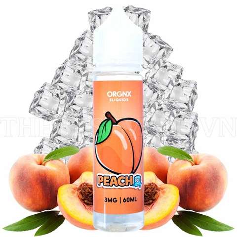 Orgnx - FB Peach 60ml