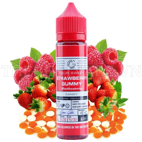 STRAWBERRY GUMMY 60ml