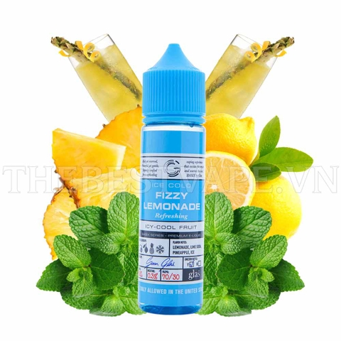 Fizzy Lemonade 60ml