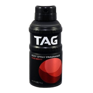 TAG Body Spray Make Moves 113g