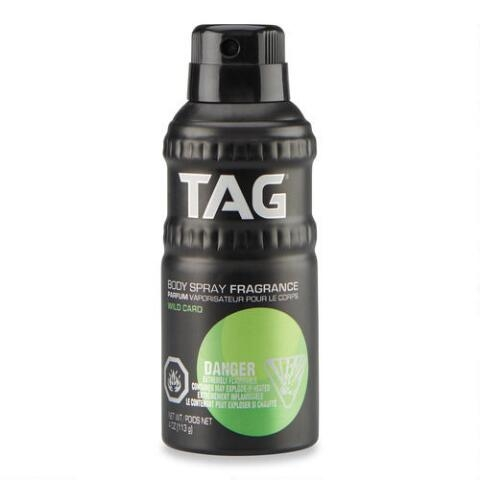 TAG Body Spray Wild Card 113g