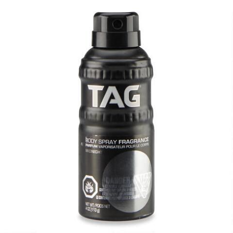 TAG Body Spray Midnight 113g
