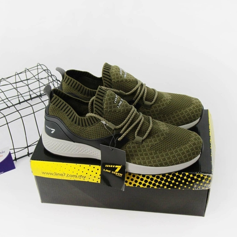 Giày thể thao Sneakers Line Seven xuất Pháp