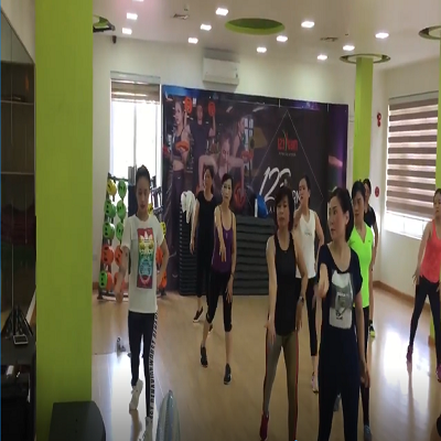 ZUMBA | HLV MS. SUMMER