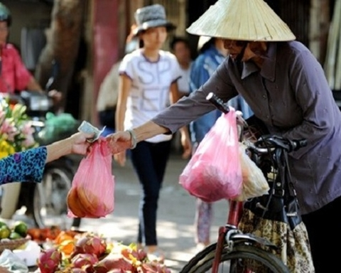 VIET NAM BANNED FROM NILON BAG DISASTER
