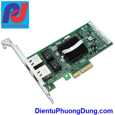 Card mạng Intel EXPI9402PT Dual Port Gigabit PCI-E