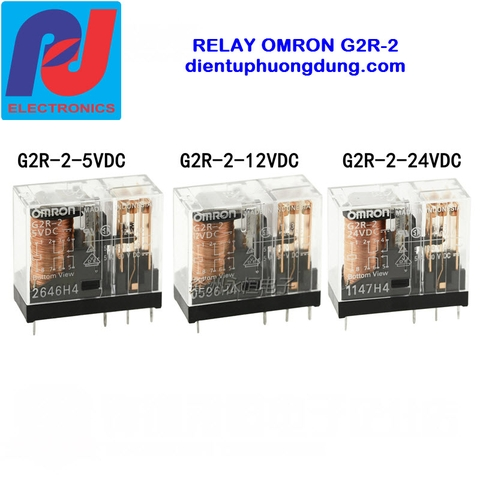 Relay OMRON G2R-2 5A
