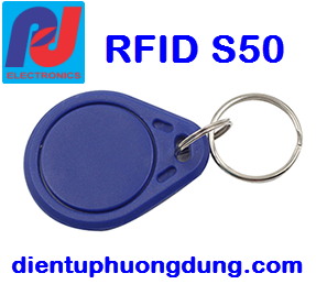 Thẻ RFID S50 - 13.56Mhz