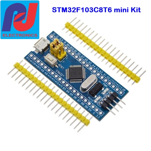 KIT STM32F103C8T6 Mini Board