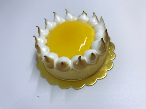 CITRON MERINGUE TART