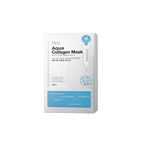 DR.G AQUA COLLAGEN MASK Mặt nạ Collagen
