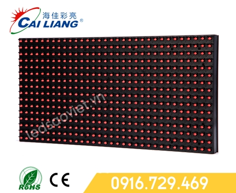 Module p10 full color outdoor