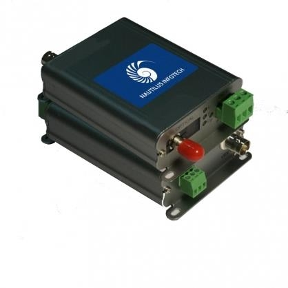 Fiber Optic Video Converters VOC-0101F