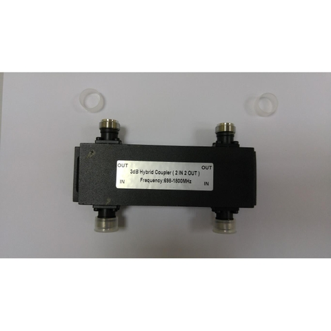 3dB Hybrid Coupler (698-1800MHz, 300W, N-female)
