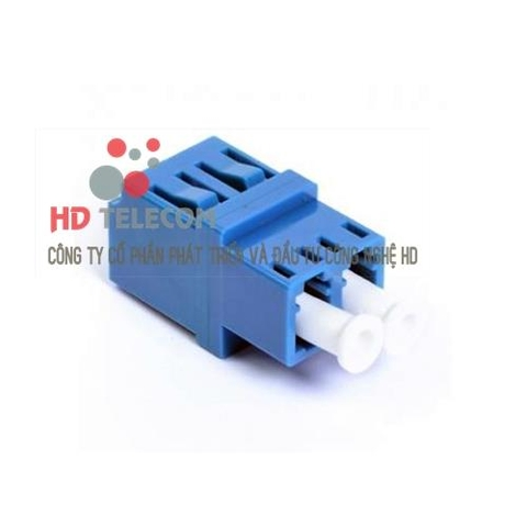 Fiber Optic Adapter LC 2