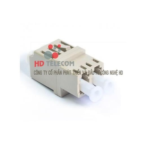Fiber Optic Adapter LC 4
